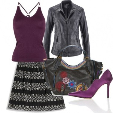 Outfit Rock #2801