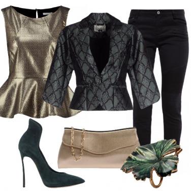 Outfit Un look da sera