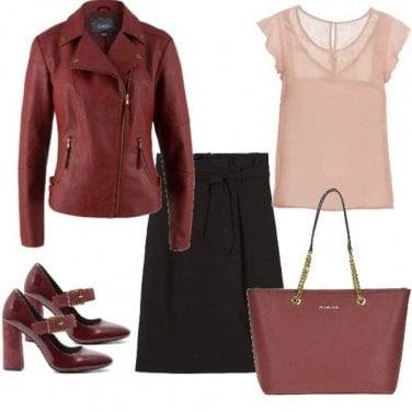 Outfit Back to office curvy