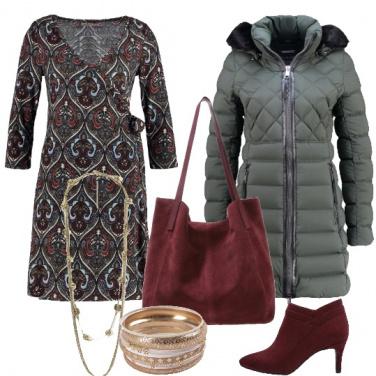 Outfit Dammi due colori