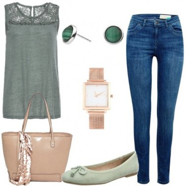 Outfit Bon Ton #10849