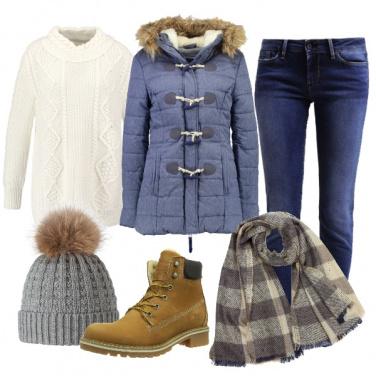 Outfit Coccole antifreddo