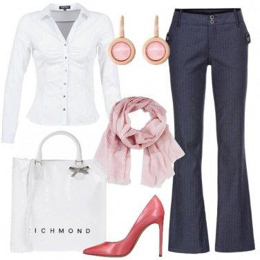 Outfit Fashion in ufficio
