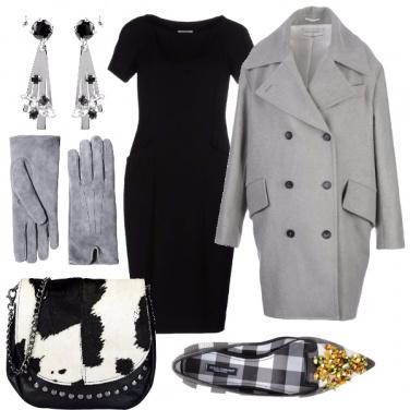 Outfit Il cappotto a uovo