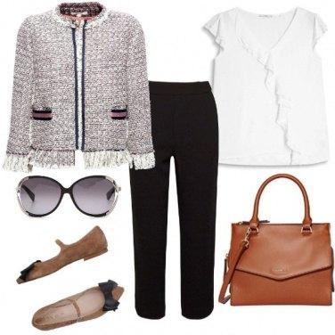 Outfit Stile parigino
