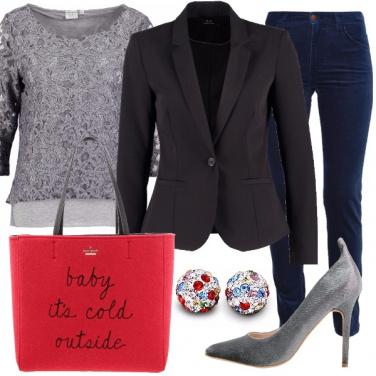 Outfit Perfetta per l\'ufficio