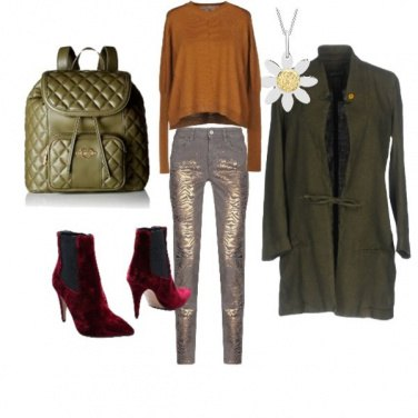 Outfit Welcome fall\'s colors