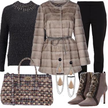 Outfit Passeggiata invernale