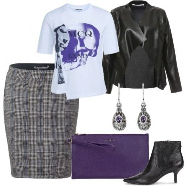 Outfit Rock #2830