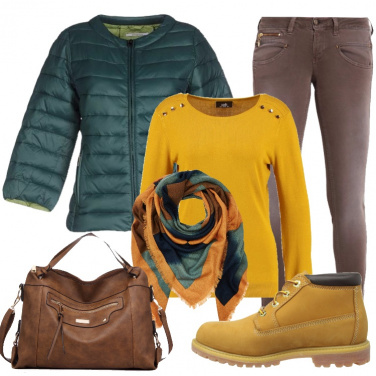 Outfit Foglie in autunno