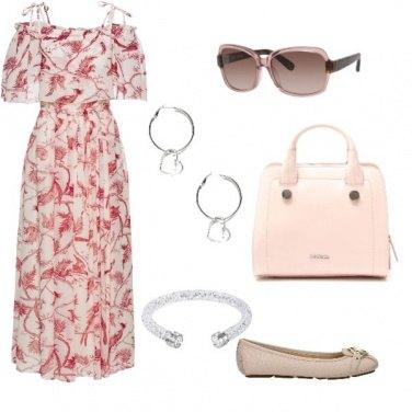 Outfit Romantica e vintage