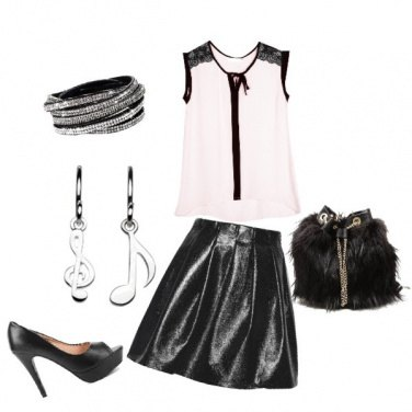 Outfit Rock #2824