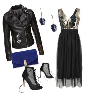 Outfit Rock #2825