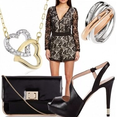 Outfit Pizzo & co