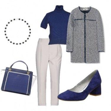 Outfit Settembre in ufficio