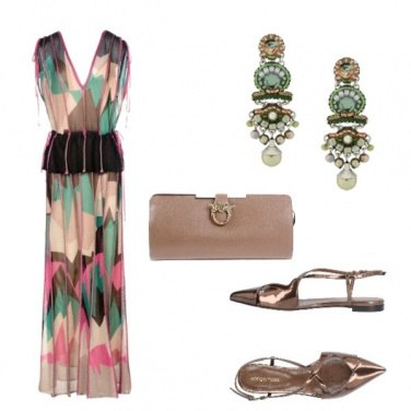 Outfit Party night senza tacchi
