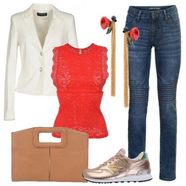 Outfit Adoro le sneakers