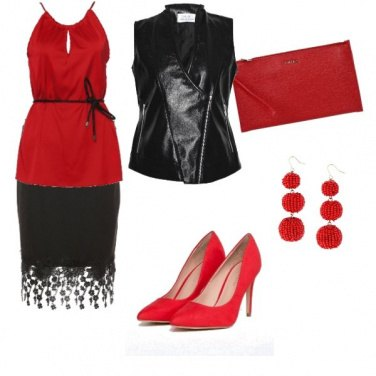 Outfit Rock #2829