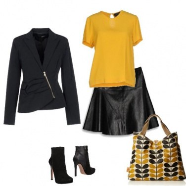 Outfit Rock #2836