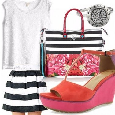 Outfit Stripes!