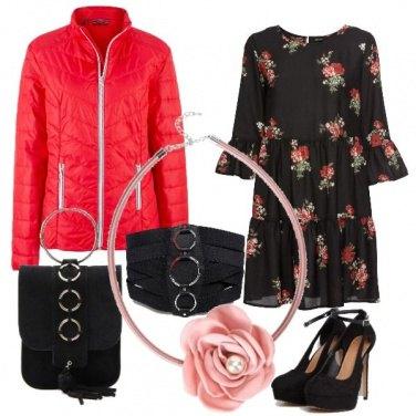 Outfit Romantica e raffinata