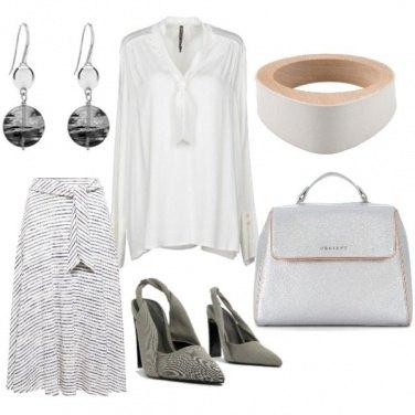 Outfit Perfetta dall\'ufficio e l\'aperitivo
