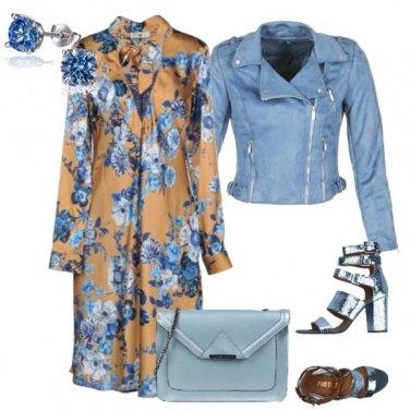 Outfit Abito fresco e floreale