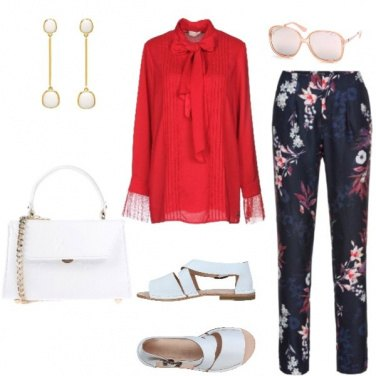 Outfit In tribunale