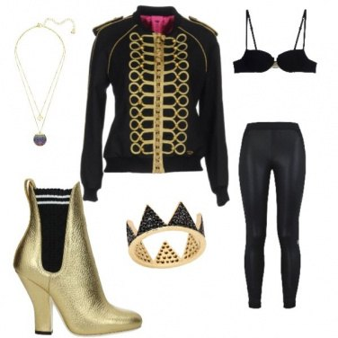 Outfit Rock #2841