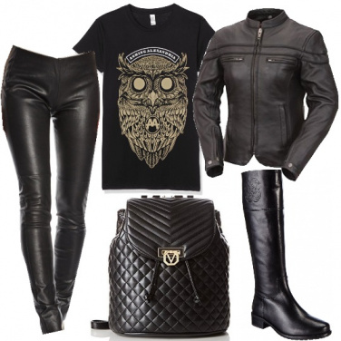 Outfit La donna da harley