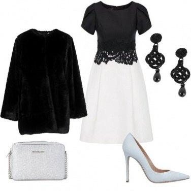 Outfit O bianco o nero? No entrambe!!
