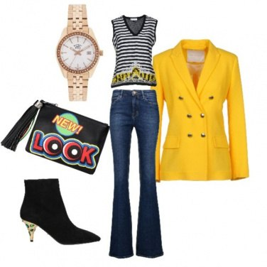 Outfit Revival Anni 80