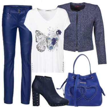 Outfit Rock #2845