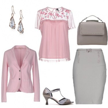Outfit Bon Ton #10979