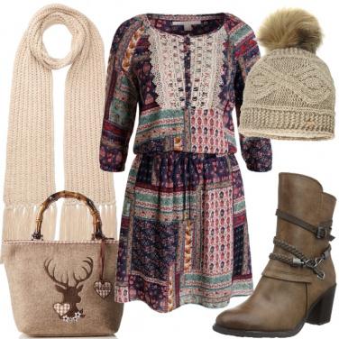 Outfit Folk di giorno