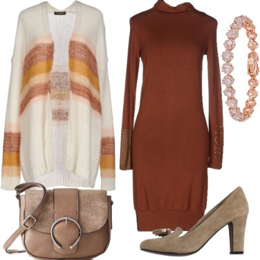 Outfit A lavoro d\'inverno