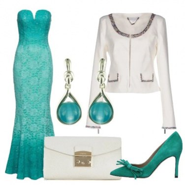 Outfit Marmaid
