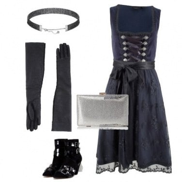 Outfit Rock #2872