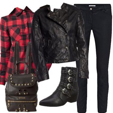 Outfit Il classico rock
