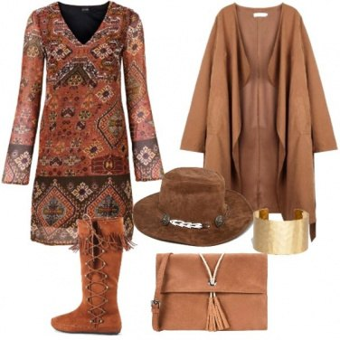 Outfit Etnico #3311