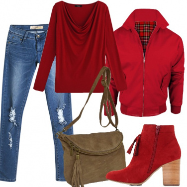 Outfit Fiammante