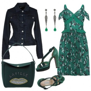 Outfit CMPS Chi di verde si veste...