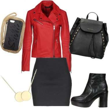 Outfit Rock #2858