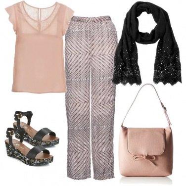 Outfit La pashmina a settembre