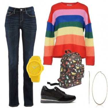 Outfit Urban #6571