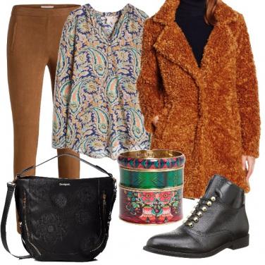 Outfit Con il maxi bracciale