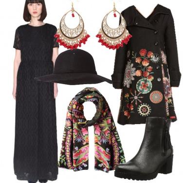 Outfit Quadri naif