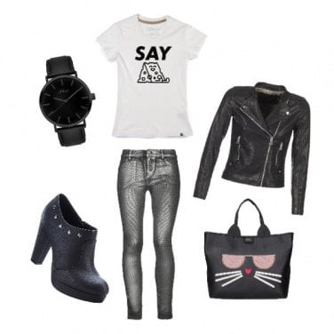 Outfit Rock #2868