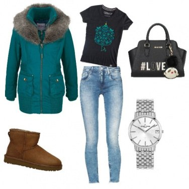 Outfit Urban #6591