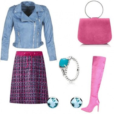 Outfit Urban #6593